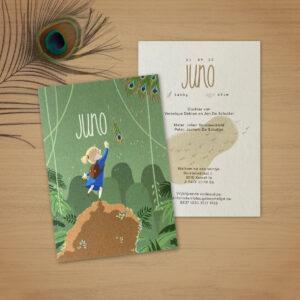 kaartje juno