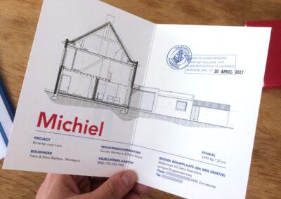 kaartje michiel 2