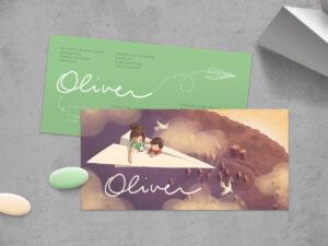 kaartje oliver